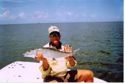 Reel Ranger Backcountry Charters key largo fishing