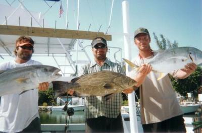 Island Charters marathon fishing