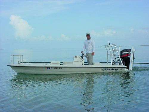 Loneranger Charters key largo fishing