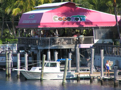 Florida Keys Restaurants