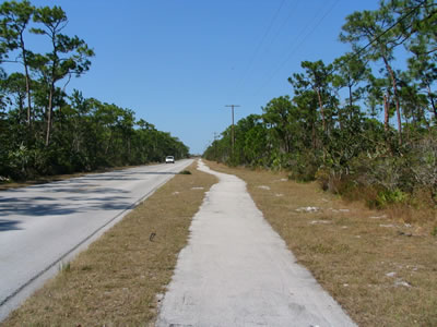 florida keys bike trail