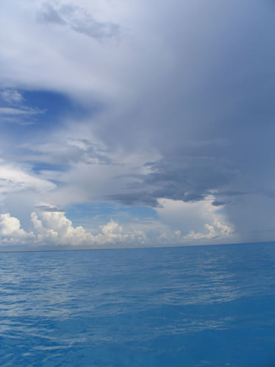 weather of the florida keys