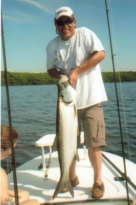 Tails Up Fishing Charters key largo fishing